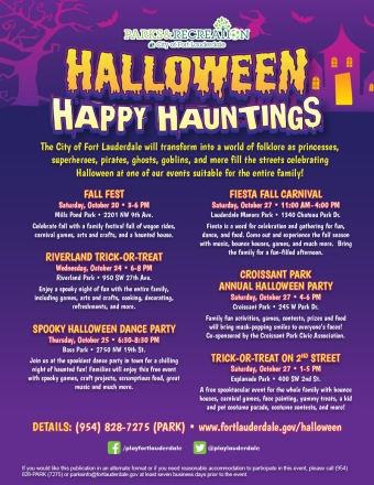 Halloween Fort Lauderdalle