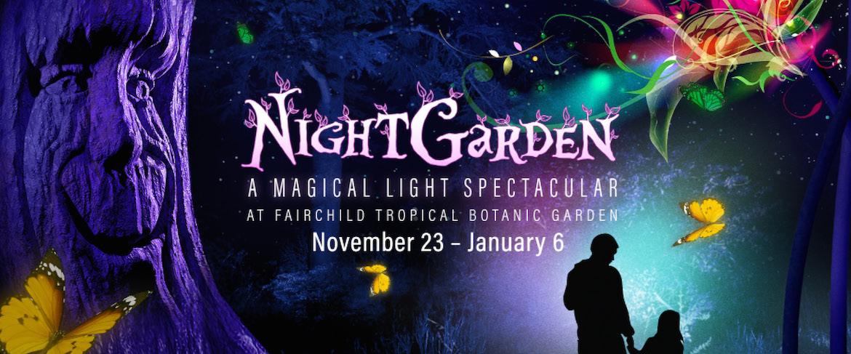 Una noche en el jardín