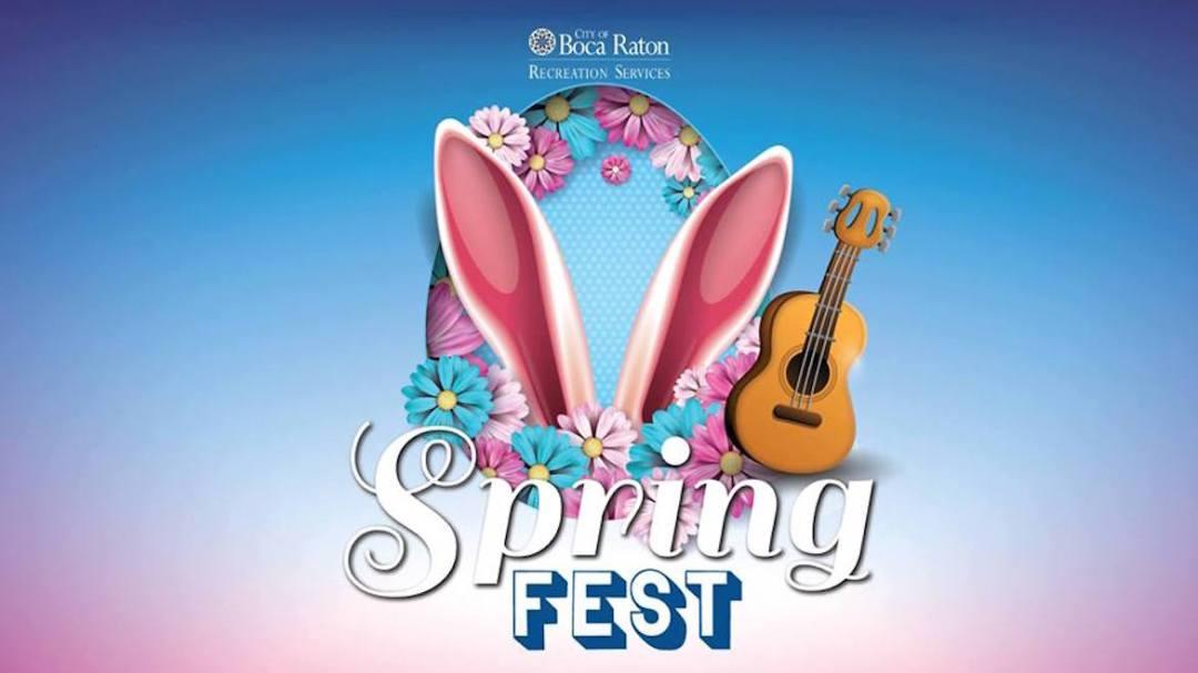 Festival de primavera en Boca Raton