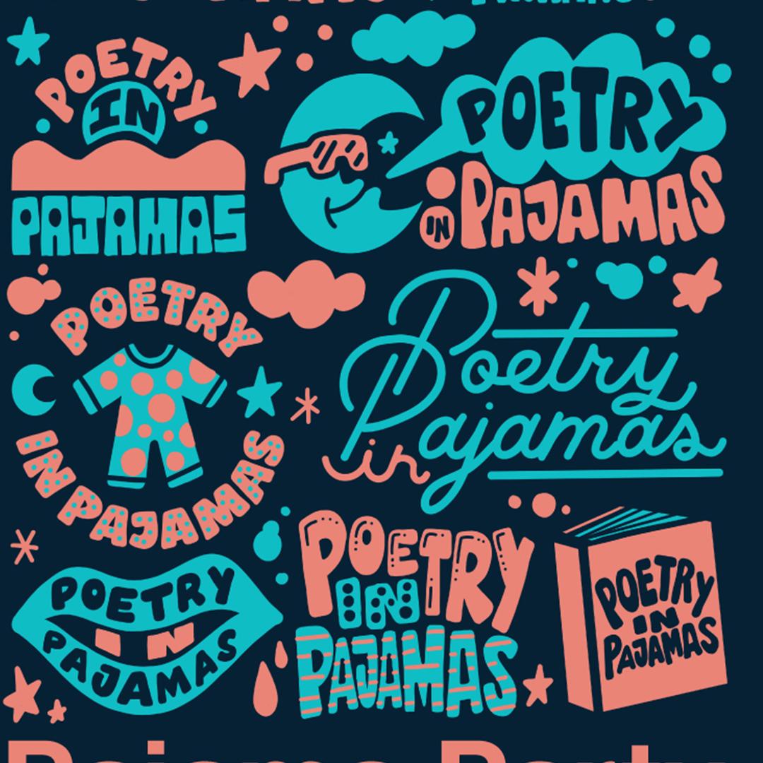 Poesía en pijama