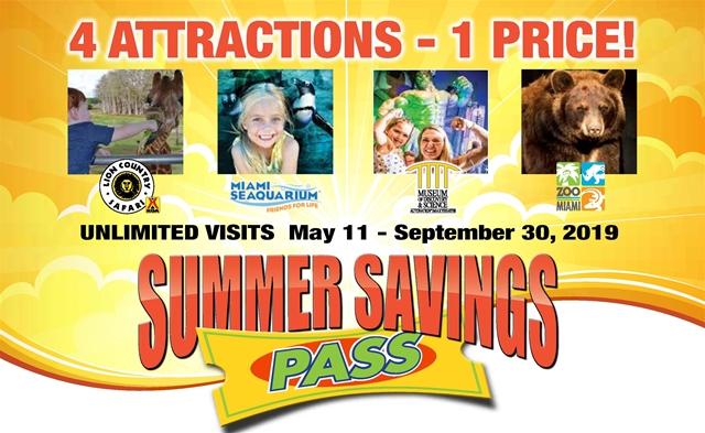 Regresa Summer Savings Pass