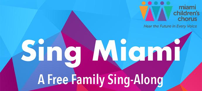 Sing Miami
