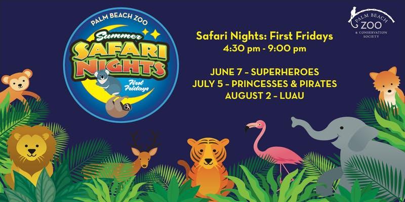 Noches de Safari en el Zoo